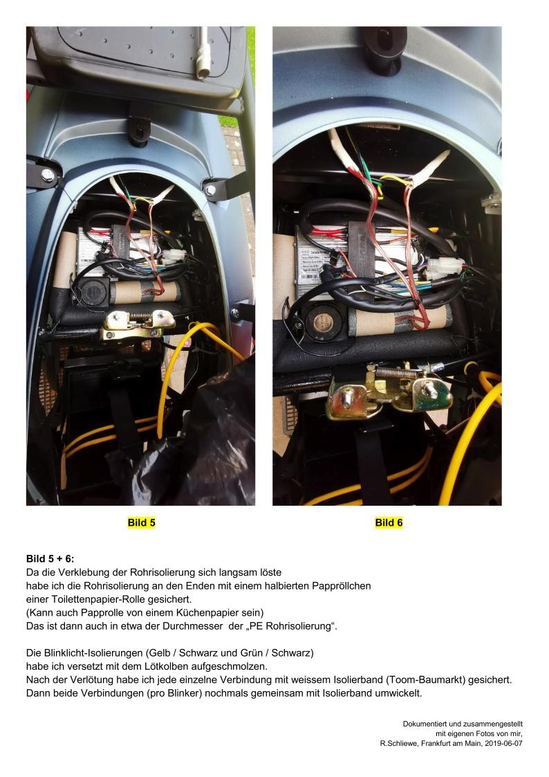 E-Mobilität - Hawk - Blinker-Piezos - S3