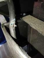 Kabelschaden (Klicke auf dieses Bild für Original-Auflösung = Grösse)