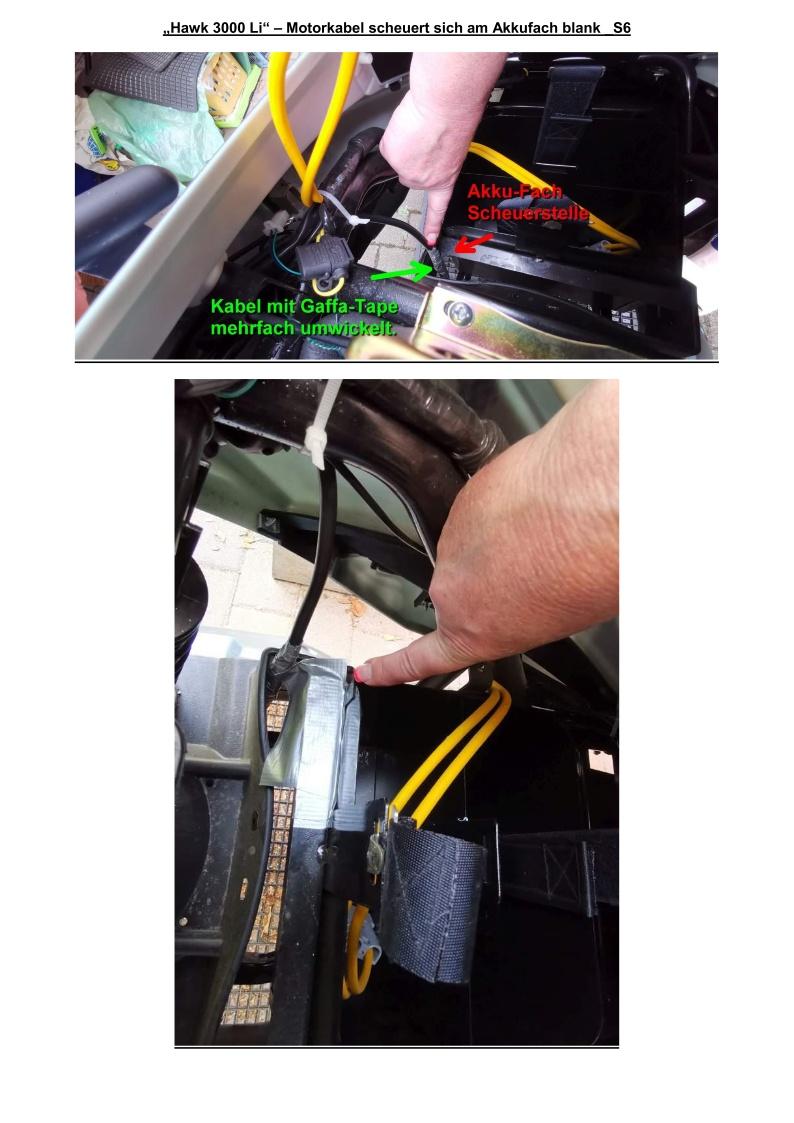 Hawk 3000 Li - Motorkabel scheuert sich am Akkufach blank_S6
