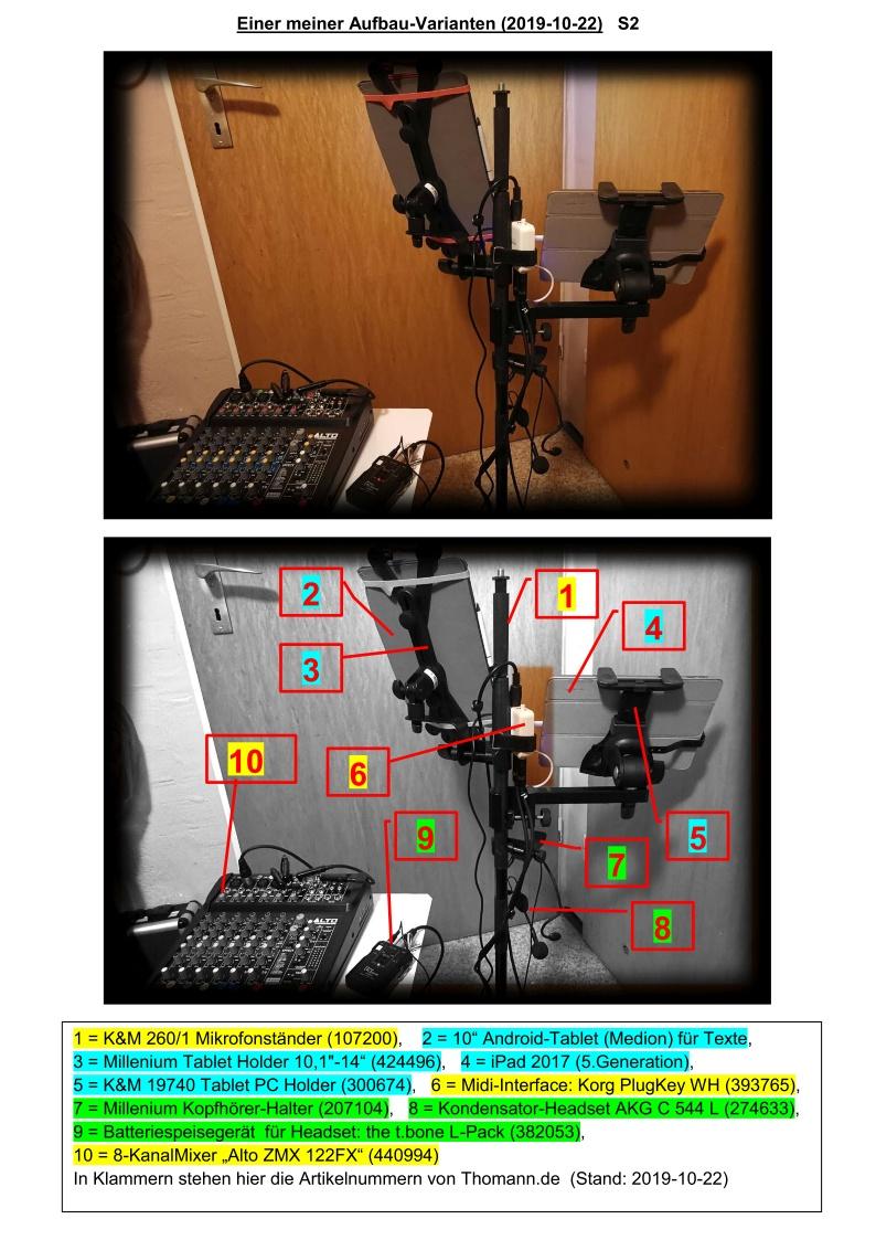 MIDI-Aufbau fuer Reinhard Rieder's Turbosounds_S2